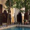 フェズの老舗リヤド Riad Maison Bleue and Spa(リヤド・メゾン・ド・ブルー)