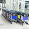 カサブランカ空港でカートをゲットする方法